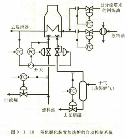 煤油点火器电路图